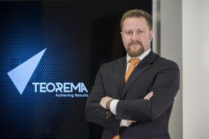 Robert Vrcon, direttore generale di Teorema
