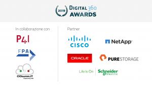 Digital360 Awards 2019
