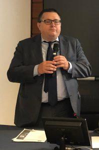 Andrea Del Corno, avvocato e consigliere dell'Ordine Avvocati di Milano