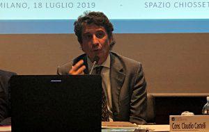Claudio Castelli, presidente della Corte di Appello di Brescia