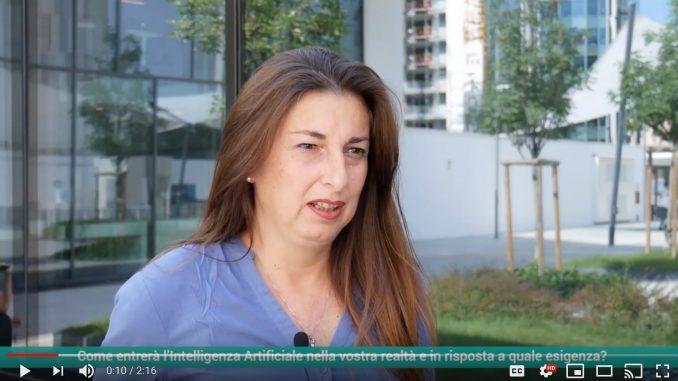 Linda Mori, Responsabile Customer Care di Alia Servizi Ambientali - videointervista a AI360 Summit