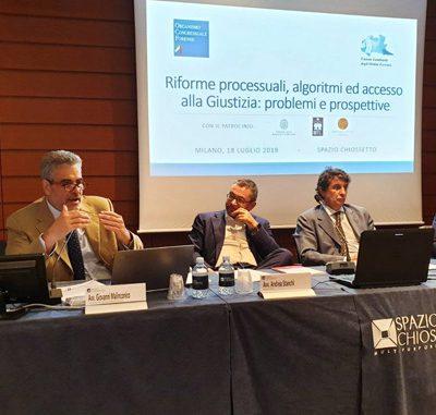 Organismo Congressuale Forense - La sfida dell'AI al mondo del diritto