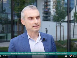 Stefano Gatti, Head of Data and Analytics di NEXI - intervista a AI360 Summit 2019