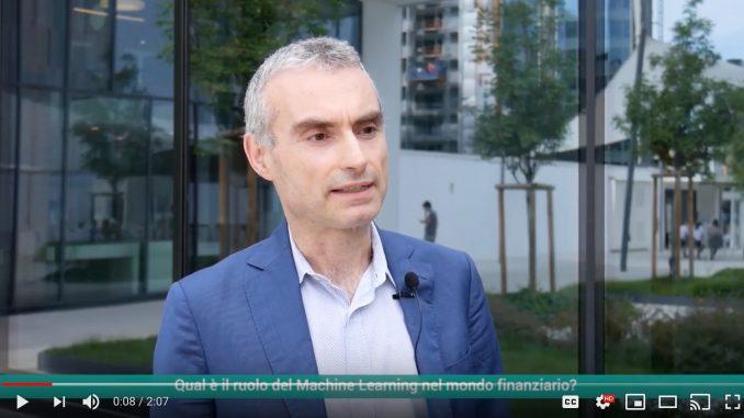 Stefano Gatti, Head of Data and Analytics di NEXI - intervista a AI360 Summit 2019