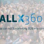 CALLX360: cercasi idee e talenti con proposte innovative nell'ambito del marketing e della lead generation B2b