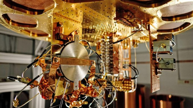 Computer quantistco - supremazia quantistica