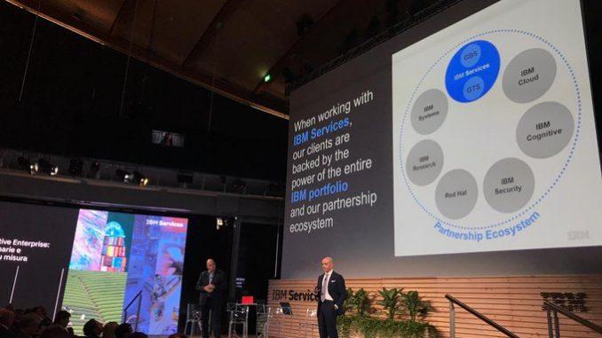 Evento IBM Cognitive Enterprise