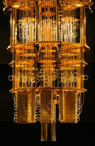 IBM Quantum Computing - computer quantistico