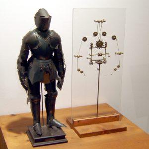 Il robot di Leonardo Da Vinci