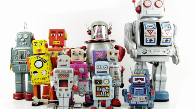 Robot - Alcuni esempi di robot vintage
