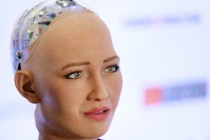 Sofia Robot - Esempio di robot androide