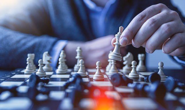 Teoria dei giochi - gli Scacchi