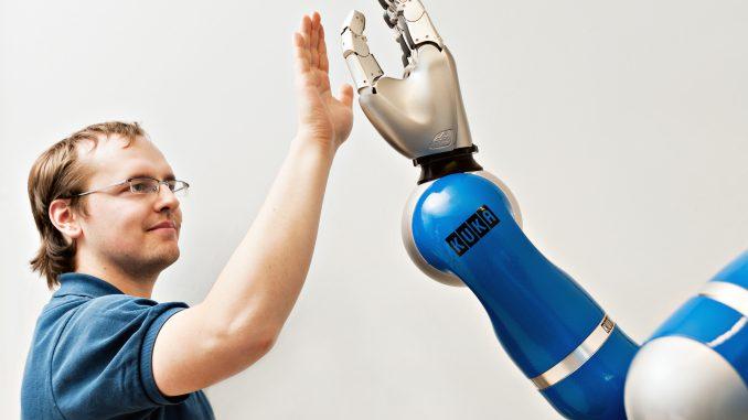 Kuka Cobot, robotica collaborativa