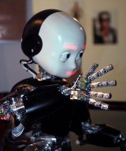 iCub il robot bambino dell'IIT