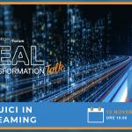 Dai Big Data all'intelligenza artificiale, ne parliamo al DTF Talk il prossimo 12 novembre