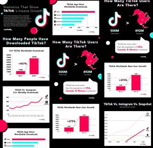 TikTok - Infografica
