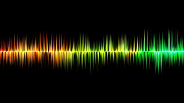 Traccia audio per il riconoscimento vocale