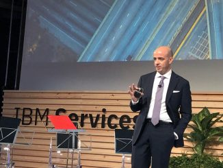 Angelo Cirocco, General Manager, Global Technology Services di IBM Italia