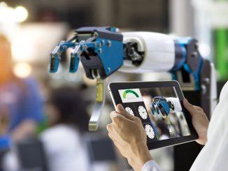 Cobot - robotica collaborativa