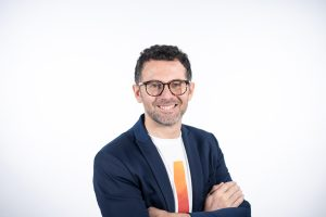 Roberto Chinelli, CTIO - Chief Technology Innovation Officer - e Data and AI Market Unit Lead di Avanade in Italia