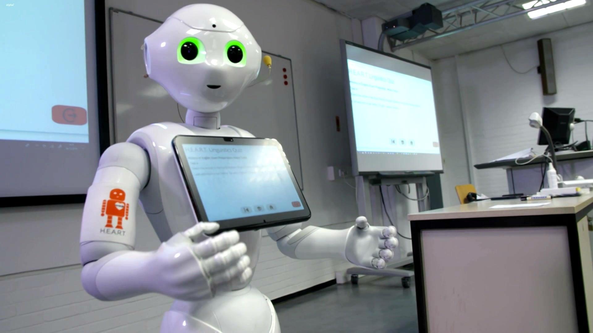 robot covid-19