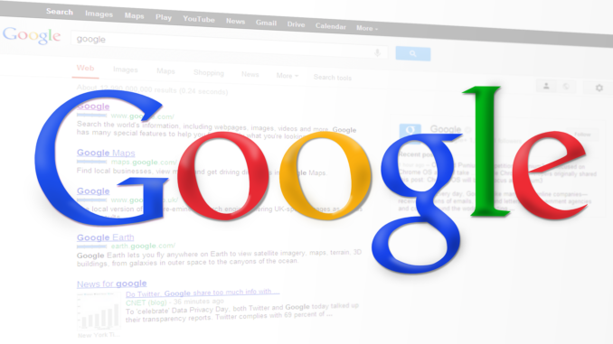 google sistemi discriminatori