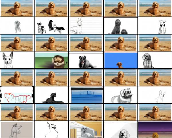 DALL-E cane
