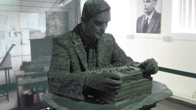 statua dedicata a turing