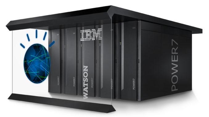 Sanità IBM Watson