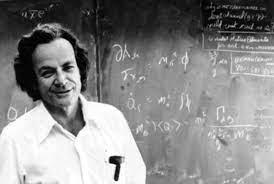 Richard Feynman e il computer quantico del 1982