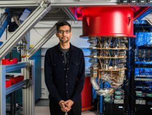computer quantistico di google