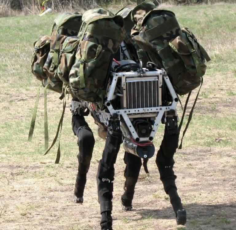 robot dog boston dynamics